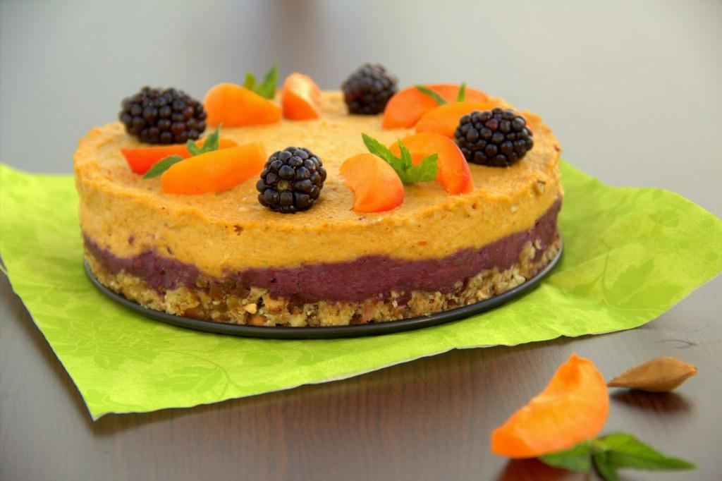 Kostliche Kuchen Torten Vegan Lecker Und Ohne Zucker