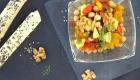 Snacks, Suppen & Salate