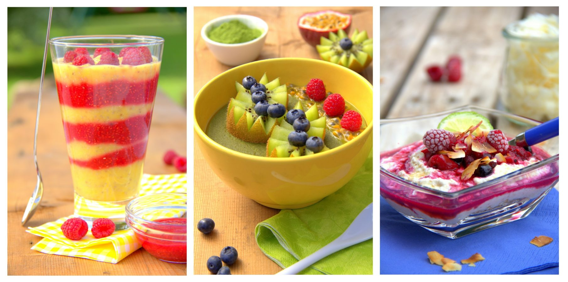 Aprikosen vegane Frühstücksideen vegan frühstücken ohne Soja gesunde Rezepte Frühstücksideen