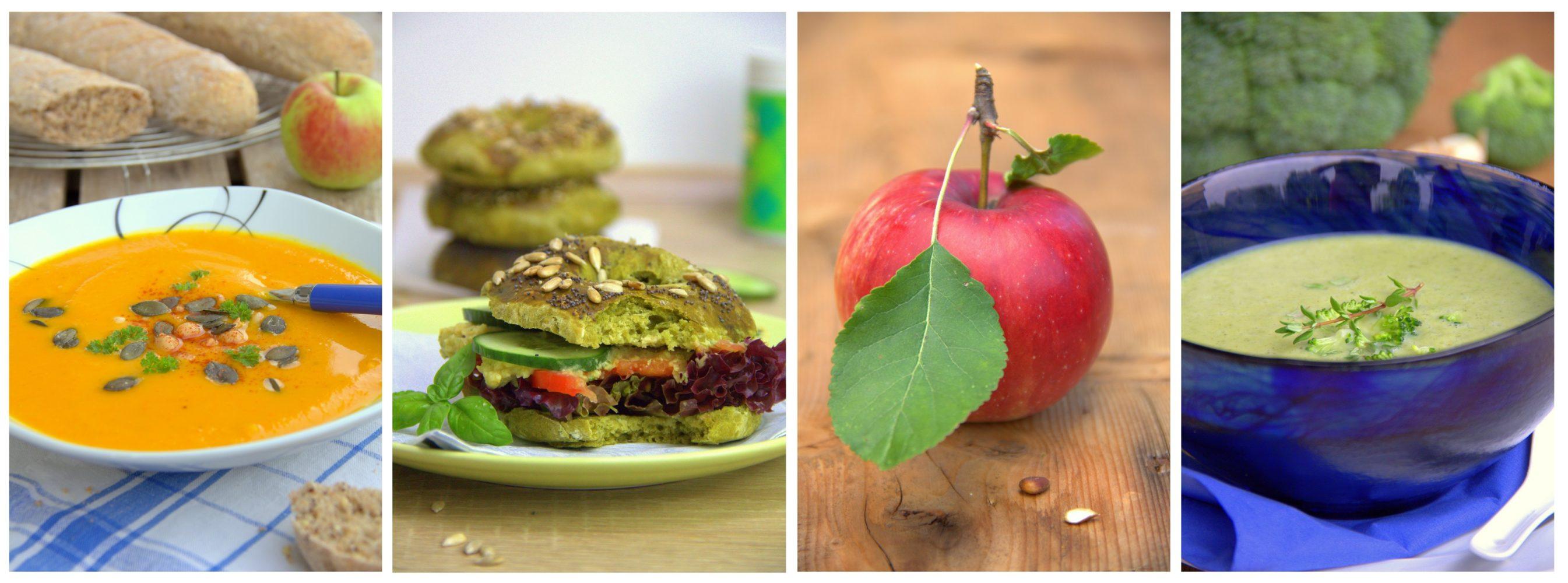 snackssuppen Suppen Snacks Inspiration vegane Rezepte gesund