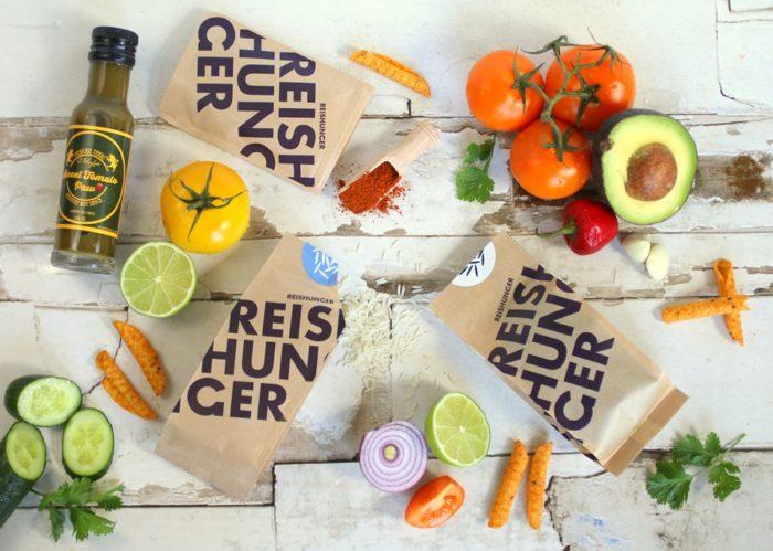 Reishunger Kochbox