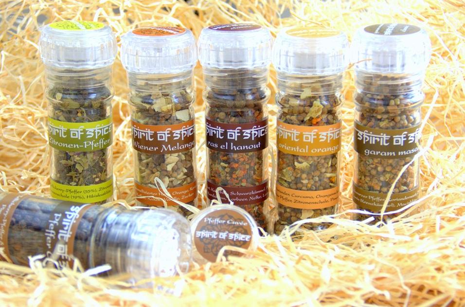 Spirit of Spice ~ Gewürzmanufaktur