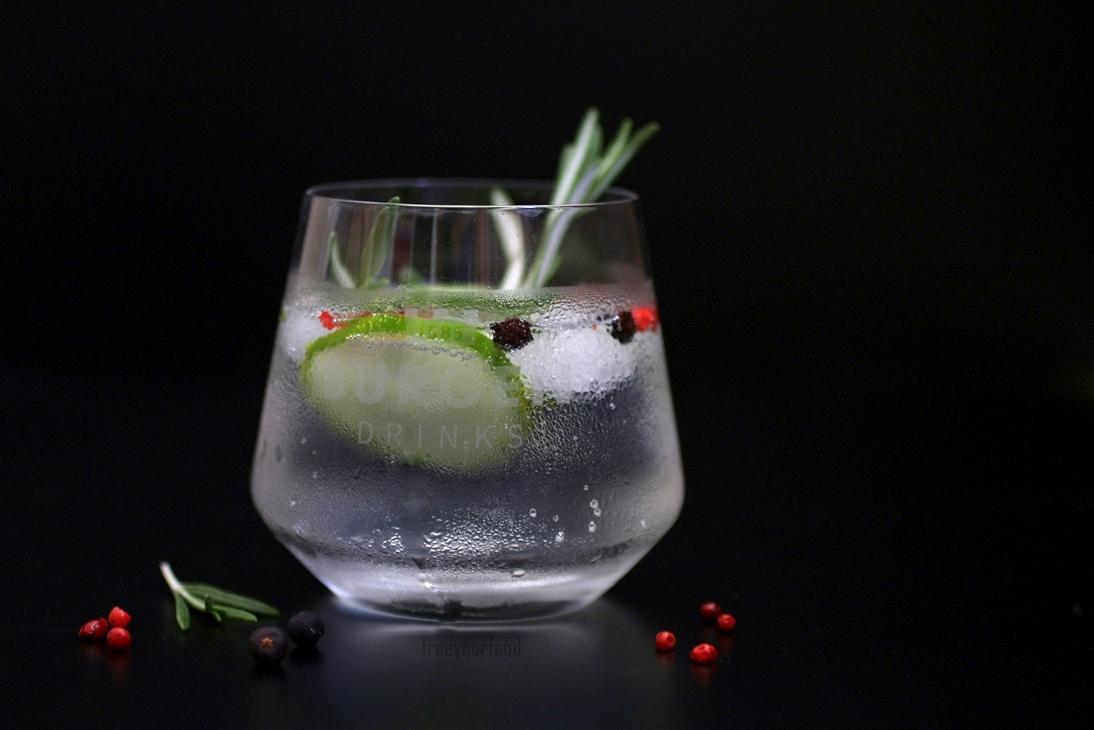 Gin Tonic Burgen Gin