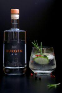 Gin Burgendrinks Gintonic