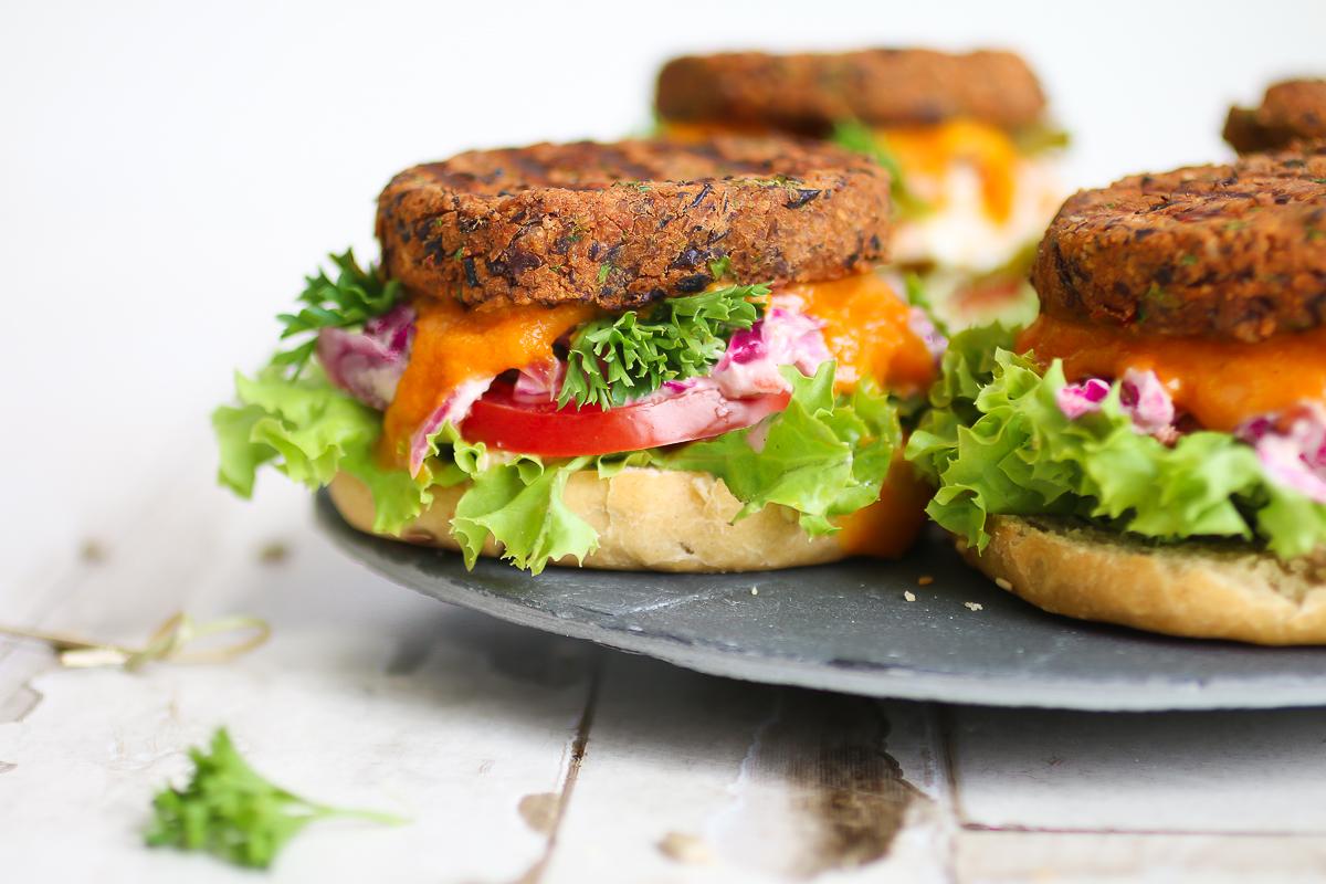 Mini-Partyburger Burgerglück