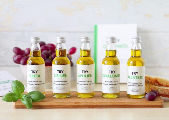 TRY Foods Olivenöl