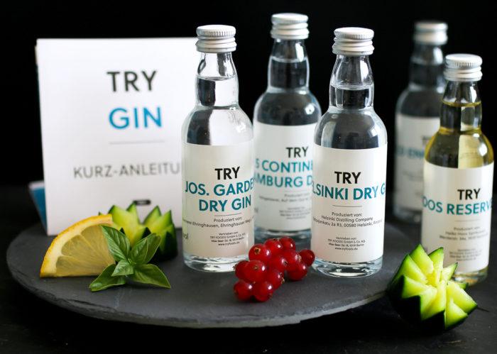 Gin Verkostung, Gin Tonic