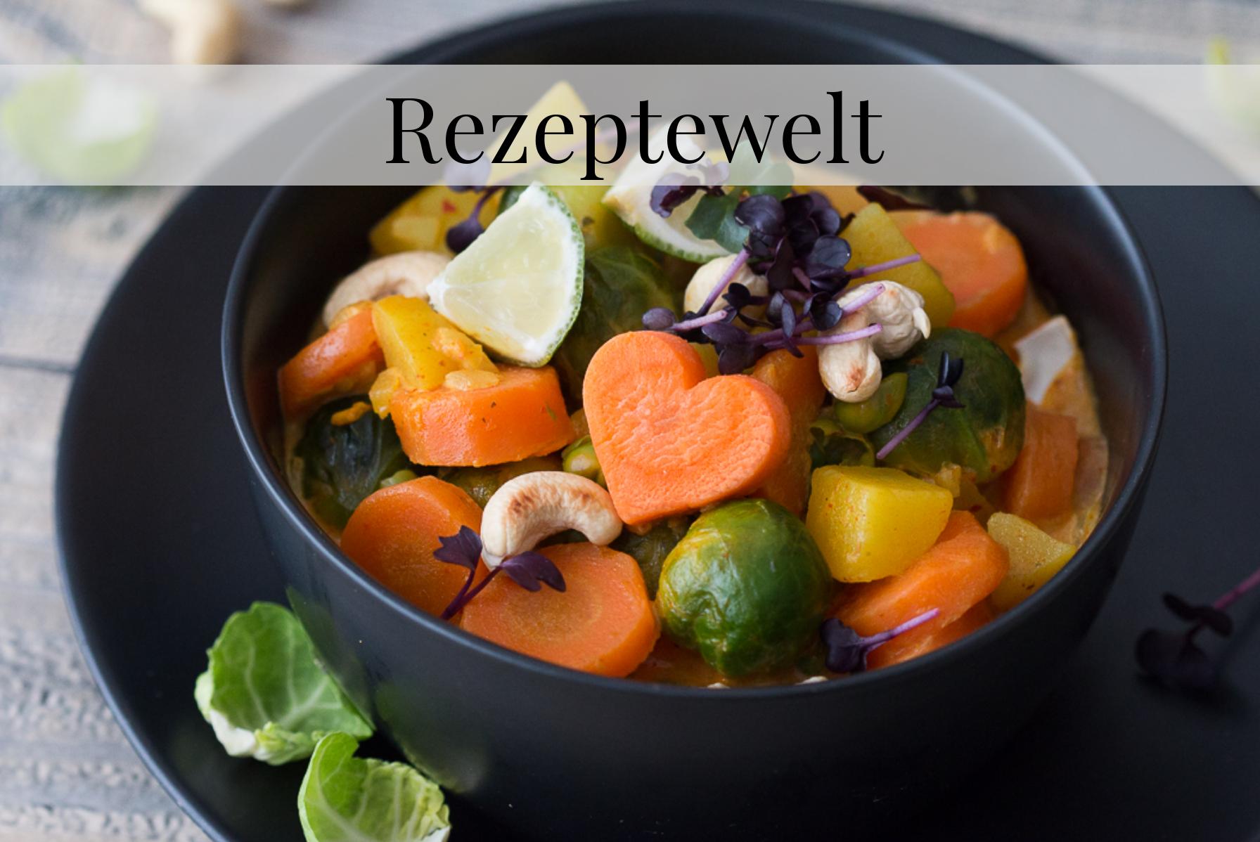 Bunte vegane Rezeptewelt Free your Food Impressum