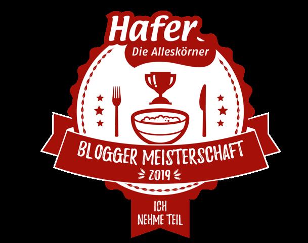 Bloggermeisterscahft Hafer Alleskörner vegan Rezepte glutenfrei Haferflocken Frühstück