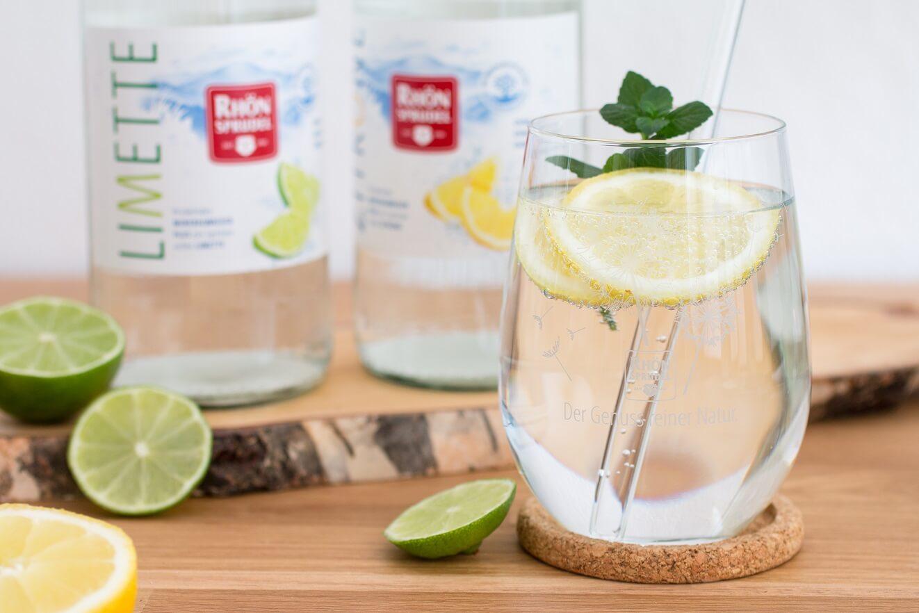 Mineralwasser Test Gesundheit und Wohlbefinden mehr Wasser trinken