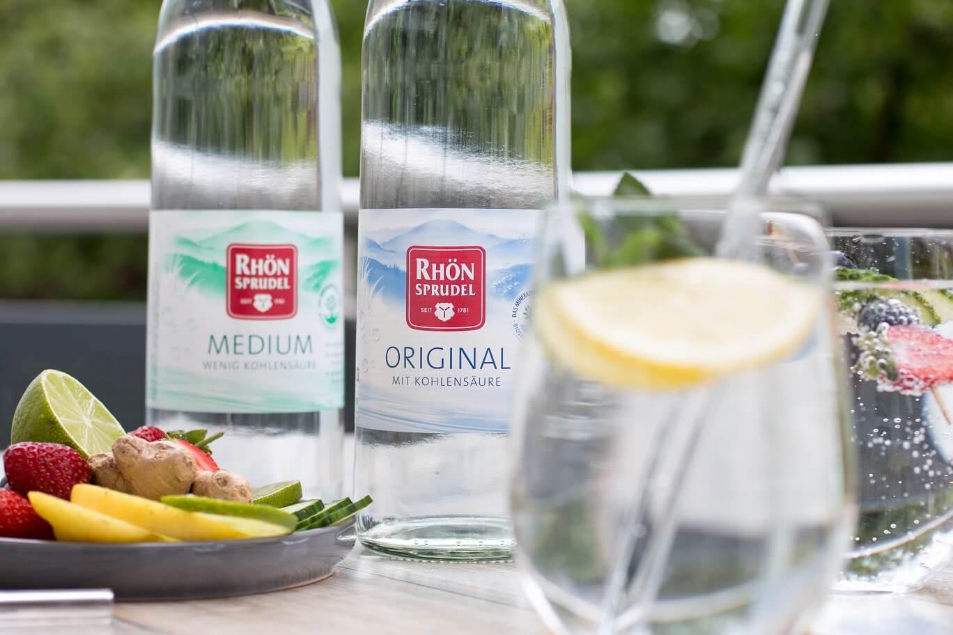 Mineralwasser für Gesundheit und Wohlbefinden